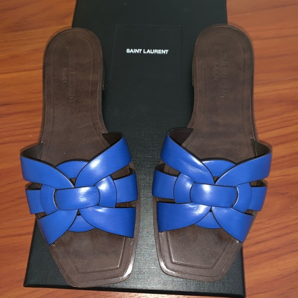 Saint Laurent Shoes - ❌SOLD❌ SAINT LAURENT TRIBUTE SANDALS 36EUR (6US)